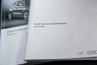 2013 Audi Q3 8U MY14 TFSI S Tronic Quattro Black 7 Speed Sports Automatic Dual Clutch Wagon