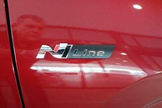 2021 Hyundai Tucson NX4.V1 MY22 Highlander D-CT AWD N Line Crimson Red 7 Speed