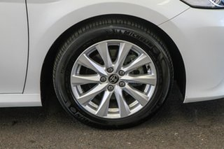 2020 Toyota Camry ASV70R Ascent Frosted White 6 Speed Sports Automatic Sedan