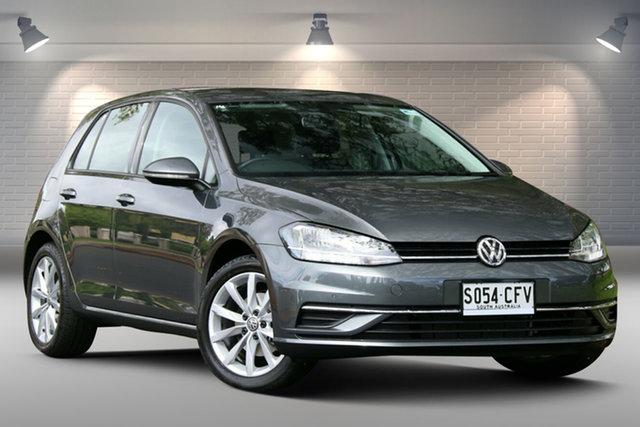 Used Volkswagen Golf 7.5 MY20 110TSI DSG Comfortline Nailsworth, 2020 Volkswagen Golf 7.5 MY20 110TSI DSG Comfortline Grey 7 Speed Sports Automatic Dual Clutch