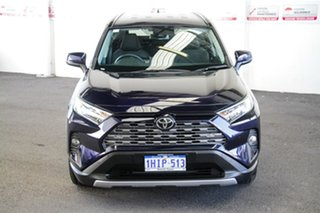 2020 Toyota RAV4 Mxaa52R GXL (2WD) Saturn Blue Continuous Variable Wagon.