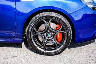 2017 Alfa Romeo Giulietta Series 2 Veloce TCT Blue 6 Speed Sports Automatic Dual Clutch Hatchback