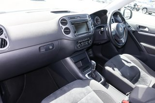 2015 Volkswagen Tiguan 5N MY15 132TSI DSG 4MOTION White 7 Speed Sports Automatic Dual Clutch Wagon