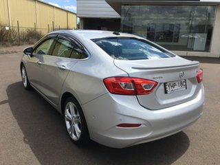 2017 Holden Astra BL LTZ Silver Sports Automatic