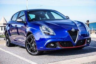 2017 Alfa Romeo Giulietta Series 2 Veloce TCT Blue 6 Speed Sports Automatic Dual Clutch Hatchback.