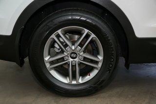 2016 Hyundai Santa Fe DM3 MY16 Active White 6 Speed Sports Automatic Wagon