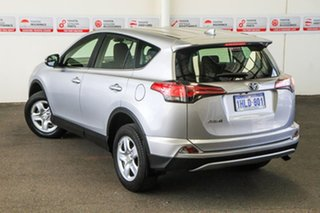 2017 Toyota RAV4 ZSA42R MY18 GX (2WD) Silver Sky Continuous Variable Wagon.
