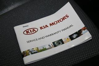 2010 Kia Sportage KM2 MY10 LX White 4 Speed Automatic Wagon