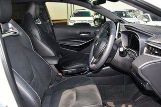 2019 Toyota Corolla ZWE211R ZR E-CVT Hybrid White /black Roof 10 Speed Constant Variable Hatchback