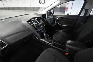 2015 Ford Focus LW MkII MY14 Trend PwrShift Blue 6 Speed Sports Automatic Dual Clutch Hatchback