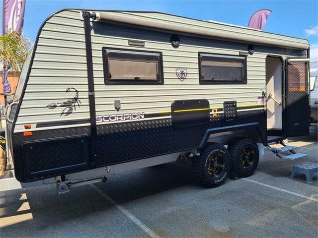 Used Scorpion Bellevue, 2015 JB Scorpion Caravan