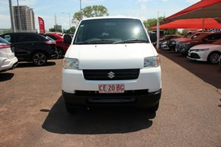 2016 Suzuki APV White 5 Speed Manual Van.
