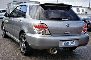 2006 Subaru Impreza S MY06 WRX AWD Silver 5 Speed Manual Hatchback