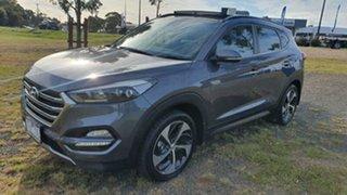 2015 Hyundai Tucson TLE Highlander AWD Pepper Grayk0191 6 Speed Sports Automatic Wagon.