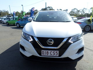 2019 Nissan Qashqai ST White Automatic Wagon