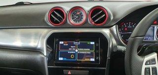 2016 Suzuki Vitara LY S Turbo 2WD Red 6 Speed Sports Automatic Wagon