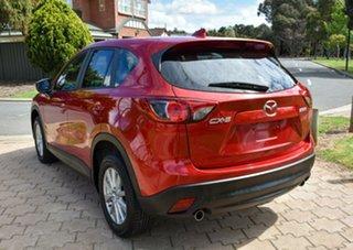2016 Mazda CX-5 KE1072 Maxx SKYACTIV-Drive Sport Red 6 Speed Sports Automatic Wagon