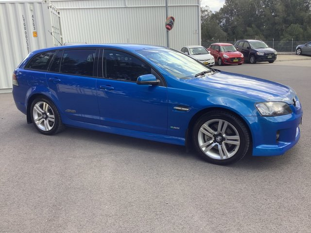 Used Holden Commodore VE MY10 SS Sportwagon Maitland, 2010 Holden Commodore VE MY10 SS Sportwagon Voodoo 6 Speed Sports Automatic Wagon