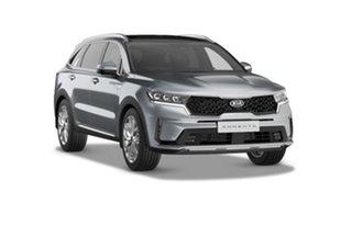 2021 Kia Sorento MQ4 MY22 GT-Line Silky Silver 8 Speed Sports Automatic Wagon