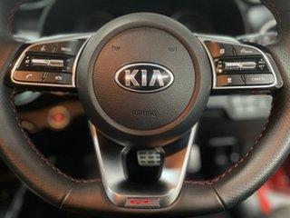 2021 Kia Cerato BD MY21 GT DCT Orange 7 Speed Sports Automatic Dual Clutch Sedan