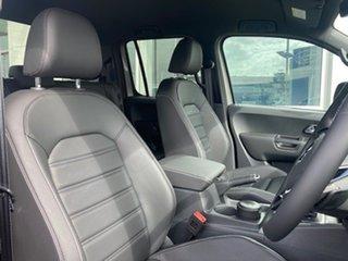 2021 Volkswagen Amarok 2H MY21 TDI580 4MOTION Perm Aventura Mojave Beige 8 Speed Automatic Utility