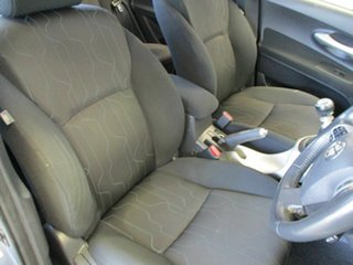 2009 Toyota Corolla ZRE152R Conquest Silver 6 Speed Manual Hatchback