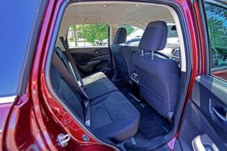 2016 Honda CR-V RM Series II MY17 VTi-S Red 5 Speed Sports Automatic Wagon