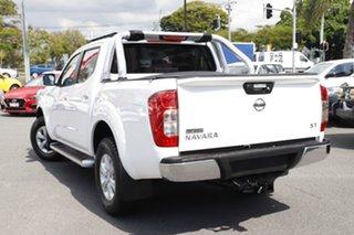 2015 Nissan Navara D23 ST White 6 Speed Manual Utility