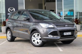 2014 Ford Kuga TF MY15 Ambiente 2WD Grey 6 Speed Sports Automatic Wagon.