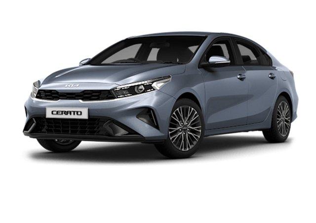 New Kia Cerato BD MY22 Sport Cardiff, 2021 Kia Cerato BD MY22 Sport Horizon Blue 6 Speed Sports Automatic Sedan