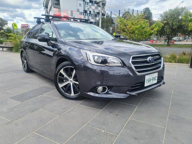 Used Subaru Liberty B6 MY16 2.5i CVT AWD Premium South Melbourne, 2016 Subaru Liberty B6 MY16 2.5i CVT AWD Premium Grey 6 Speed Constant Variable Sedan