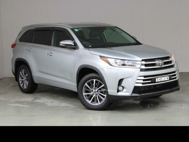 Used Toyota Kluger Phillip, 2019 Toyota Kluger Silver Automatic Wagon