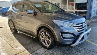 2013 Hyundai Santa Fe DM MY13 Elite Silver 6 Speed Sports Automatic Wagon.