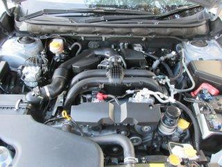 2015 Subaru Liberty B6 MY16 2.5i CVT AWD Premium Silver 6 Speed Constant Variable Sedan