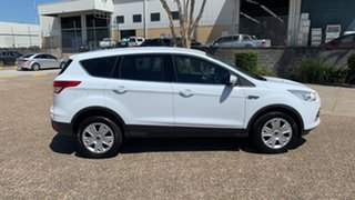 2013 Ford Kuga TF Ambiente (AWD) White 6 Speed Automatic Wagon.