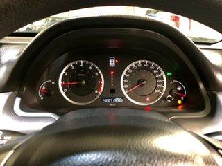 2008 Honda Accord 8th Gen VTi Black/Grey 5 Speed Sports Automatic Sedan