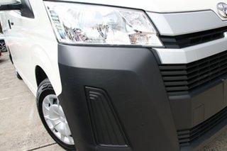 2019 Toyota HiAce GDH300R LWB French Vanilla 6 Speed Automatic Van.