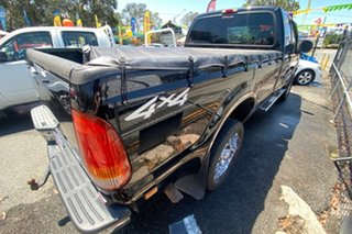 2004 Ford F250 XLT Black 4 Speed Automatic Utility