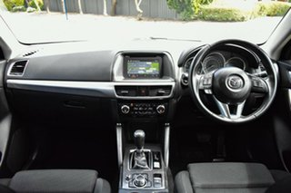 2016 Mazda CX-5 KE1072 Maxx SKYACTIV-Drive Sport Red 6 Speed Sports Automatic Wagon.