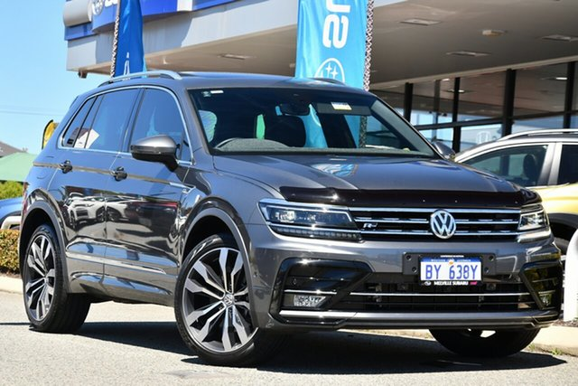 Used Volkswagen Tiguan 5N MY20 162TSI DSG 4MOTION Highline Melville, 2020 Volkswagen Tiguan 5N MY20 162TSI DSG 4MOTION Highline Grey 7 Speed Sports Automatic Dual Clutch