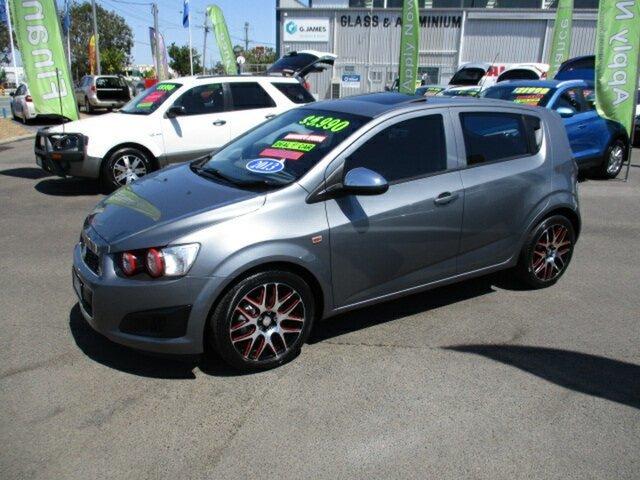 Used Holden Barina CD Woodridge, 2012 Holden Barina CD Grey 5 Speed Manual Hatchback