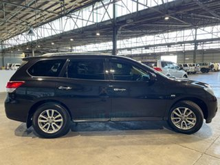 2016 Nissan Pathfinder R52 MY15 ST X-tronic 2WD Black 1 Speed Constant Variable Wagon
