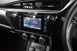 2018 Toyota Corolla ZRE182R Ascent S-CVT White 7 Speed Hatchback