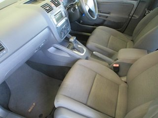 2007 Volkswagen Golf V MY07 Comfortline Tiptronic Grey 6 Speed Automatic Hatchback