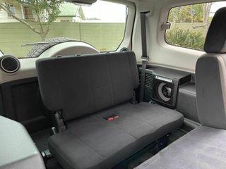 2010 Mitsubishi Pajero NT Platinum White 5 Speed Automatic Wagon