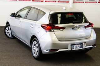 2017 Toyota Corolla ZRE182R MY17 Ascent Silver Pearl 7 Speed CVT Auto Sequential Hatchback.