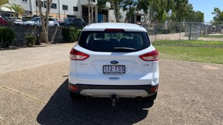 2013 Ford Kuga TF Ambiente (AWD) White 6 Speed Automatic Wagon