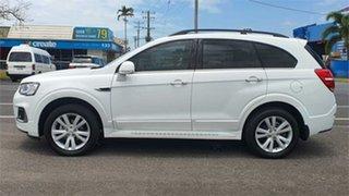 2017 Holden Captiva CG MY17 LT AWD White 6 Speed Sports Automatic Wagon.