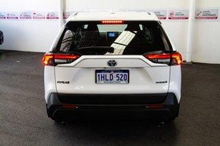 Toyota RAV4 Glacier White Wagon