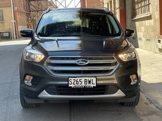 2018 Ford Escape ZG 2018.00MY Trend Grey 6 Speed Sports Automatic SUV.